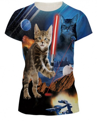 3d-sword-cat-t-shirt-for-girls-animal-short-sleeve-t-shirts-83290